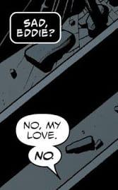 Es oficial, Venom y Eddie Brock son la pareja del año 5