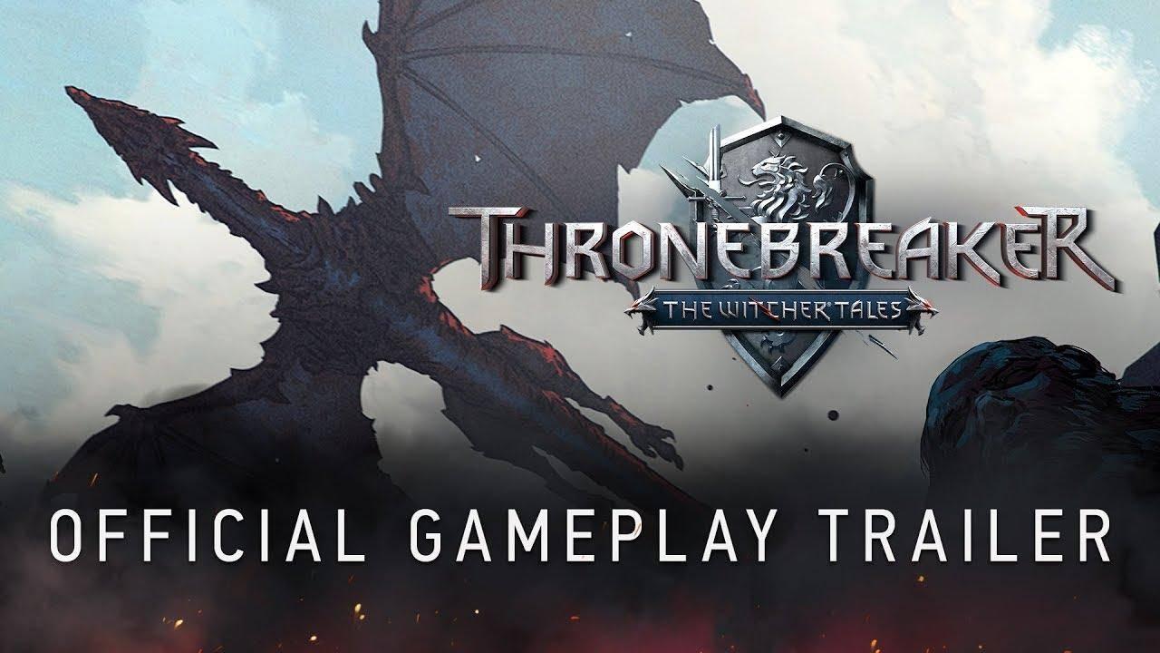 Mira un trailer con la jugabilidad de Thronebreaker: The Witcher Tales
