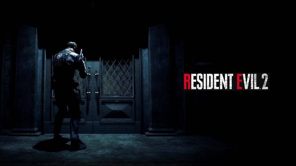 Resident Evil 2 Remake Golden Joystick 2019