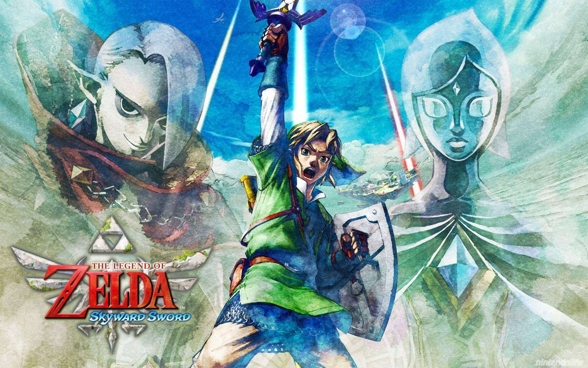 The Legend of Zelda – Skyward Sword podría llegar al Nintendo Switch