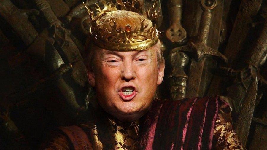Donald Trump anuncia sanciones contra Irán… con referencias de Game of Thrones