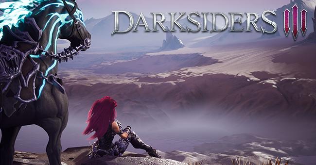 Mira el nuevo trailer de Darksiders 3