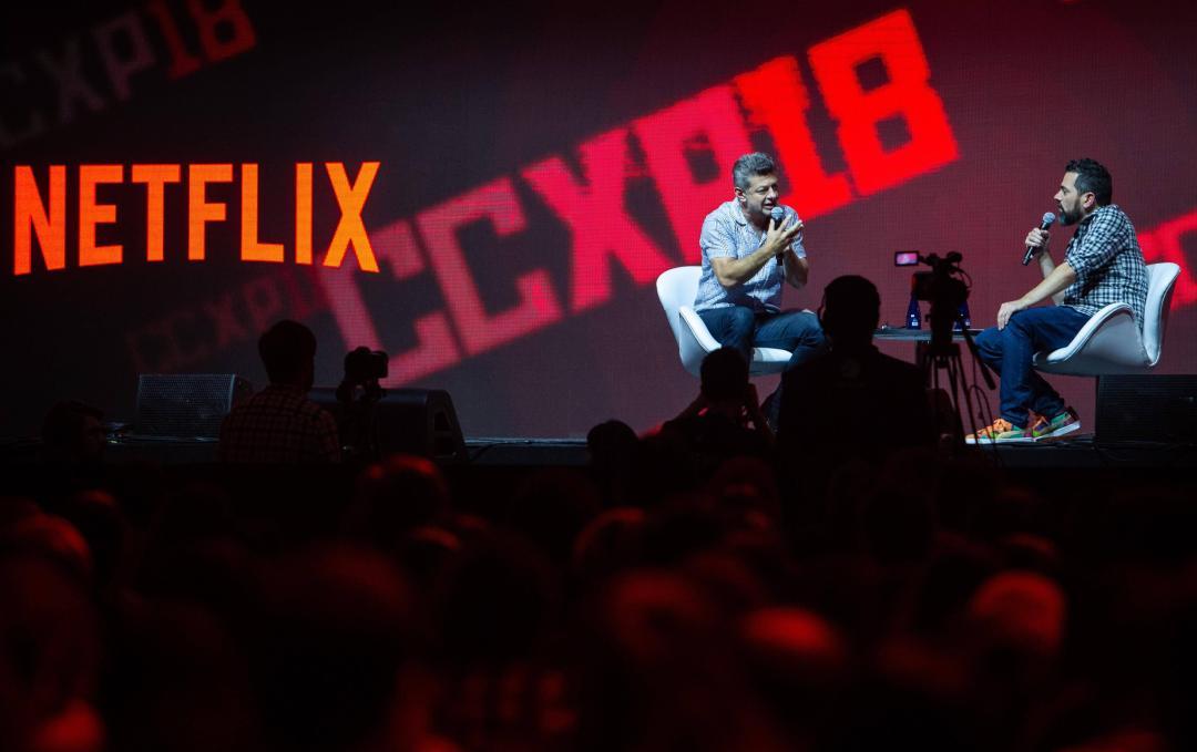 Netflix desde el CCPX 2018, toda la información