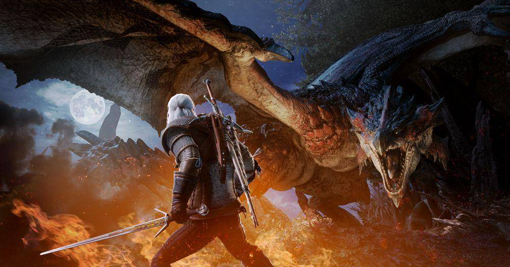 Se anuncia evento entre Monster Hunter: World y The Witcher 3