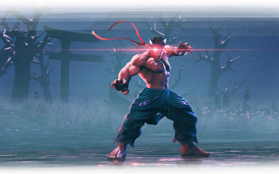 ¡Kage llegá hoy a Street Fighter V: Arcade Edition! 1