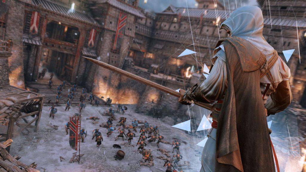 For The Creed, une a For Honor y Assassin´s Creed 2