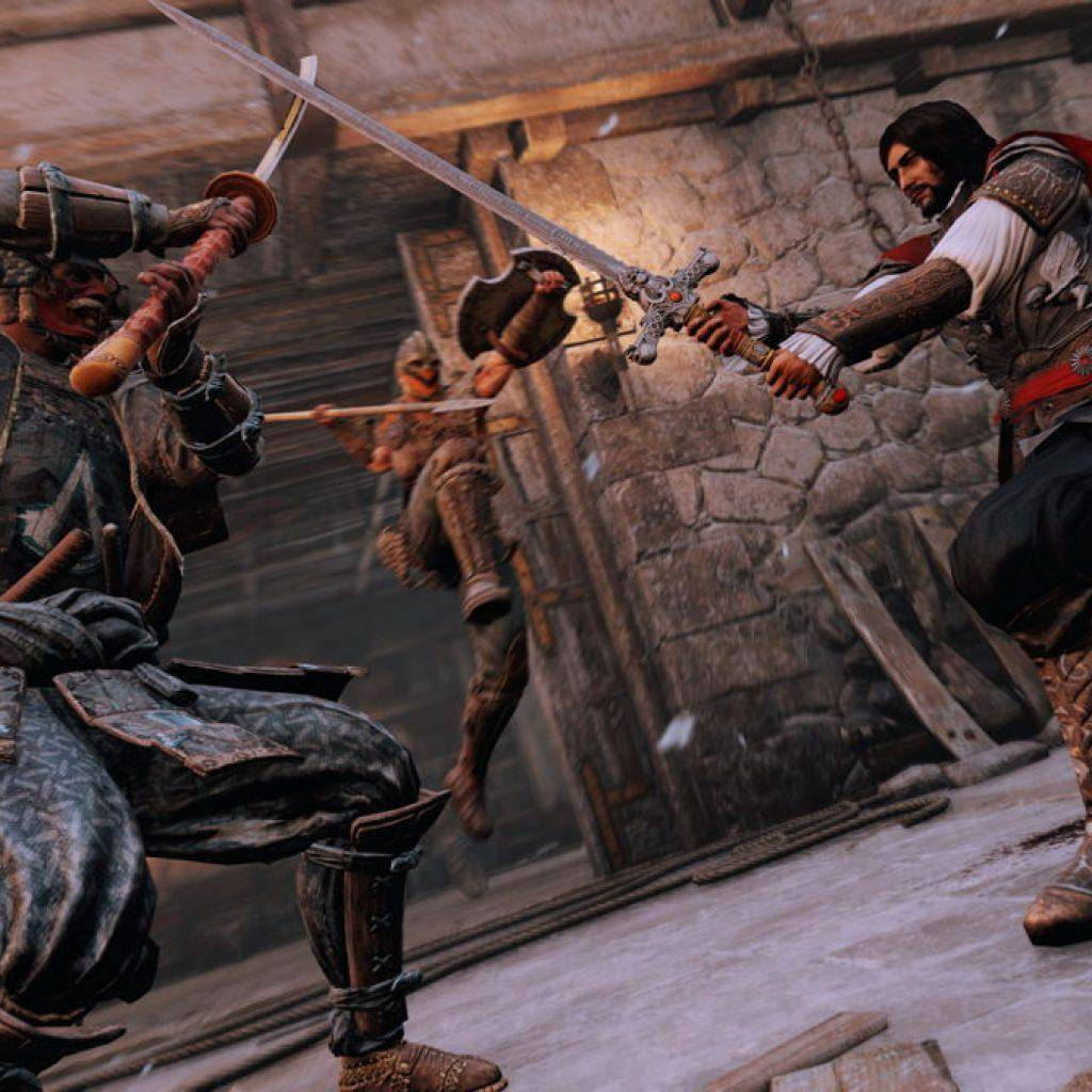 For The Creed, une a For Honor y Assassin´s Creed 4