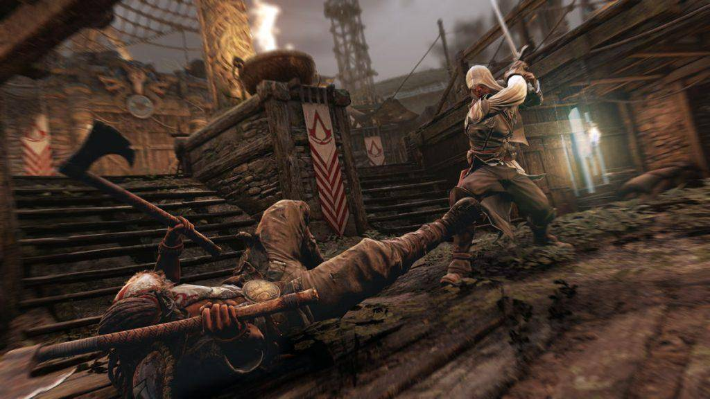 For The Creed, une a For Honor y Assassin´s Creed 5