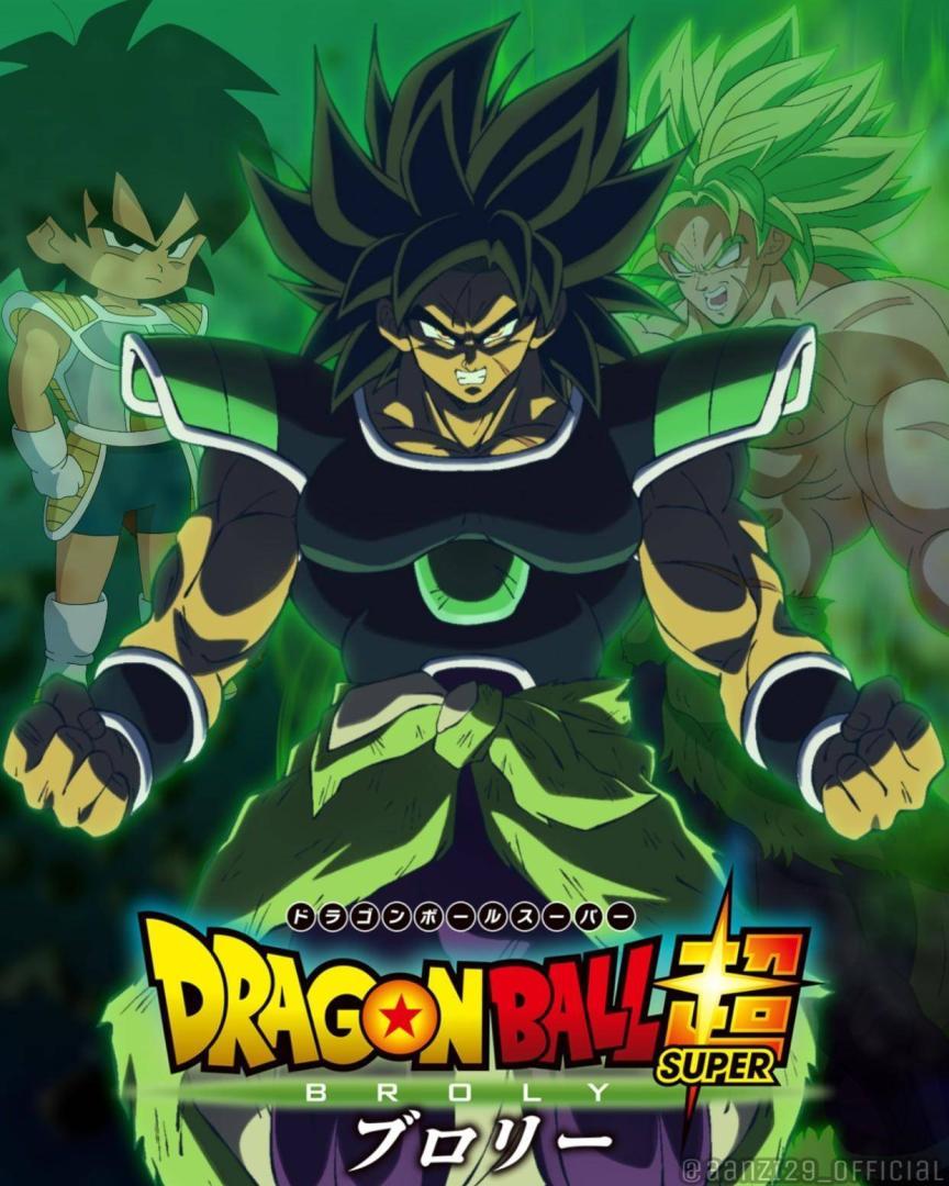 Dragon Ball Super: Broly se estrena hoy en Japón 1