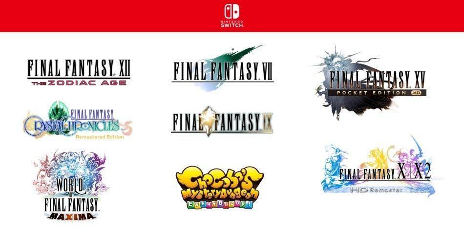 Así se ve 'Final Fantasy VII' en el Nintendo Switch 1