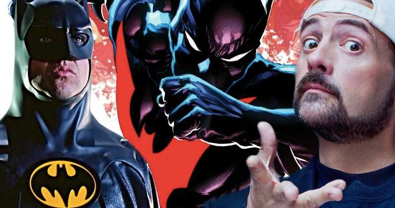 Kevin Smith quiere hacer Batman Beyond con Michael Keaton 1