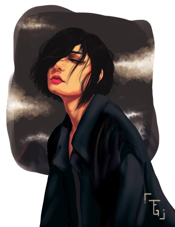#ArtistaÑoño de la Semana: El arte digital de Elena Gzz Tre 4