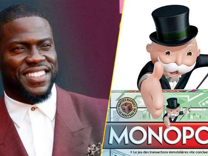 """Kevin Hart protagonizará la película de """"Monopoly"""" 1"""