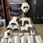 """#ArtistaÑoño de la semana: """"Los buenos cascos"""" de Osiris Corral 16"""