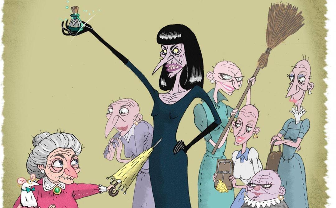 Anne Hathaway se une al remake de 'The Witches' 1