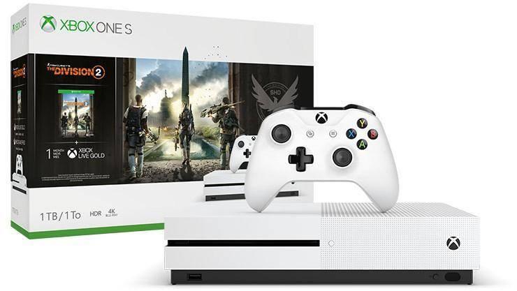 Xbox tendrá bundles exclusivos de Tom Clancy's The Divison 2