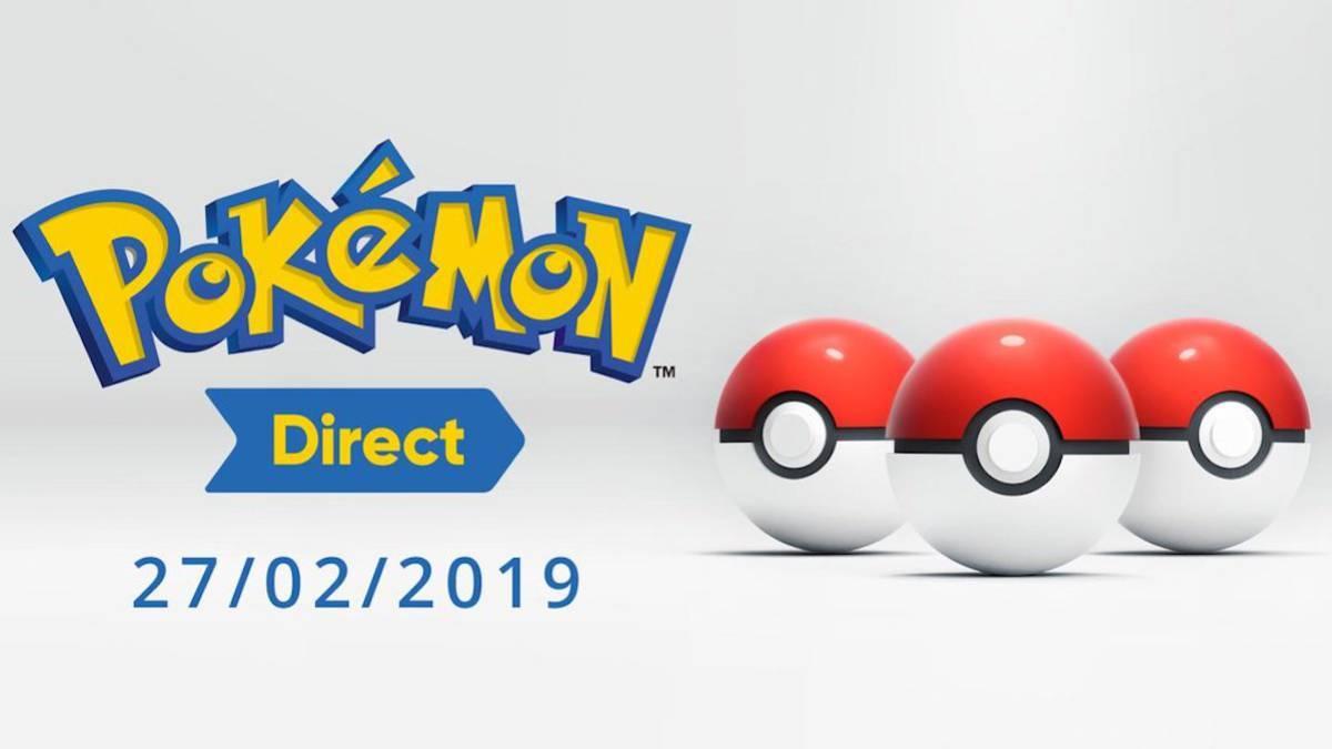 Anunciado un Pokémon Direct para mañana 1