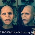 #ArtistaÑoño de la semana: Isaac Romo, el máximo recreador ?♂️ 22