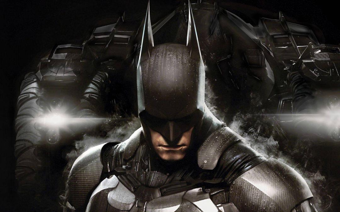 Batman Arkham, E3