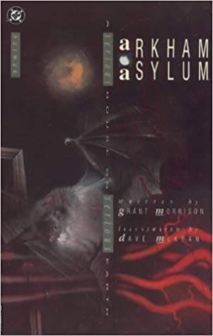 Arkham Asylum (1989)
