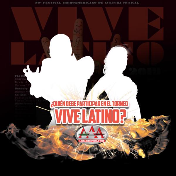 #20añosVL19: Lucha Libre AAA invadirá el Vive Latino ?♂️ 1