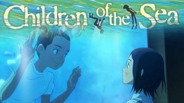 Teaser de la película de anime Kaijū no Kodomo
