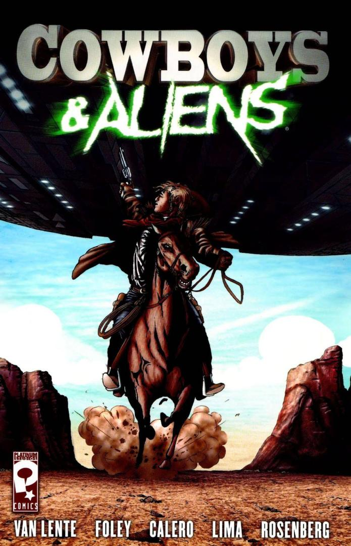 Cowboys and Aliens (2006)
