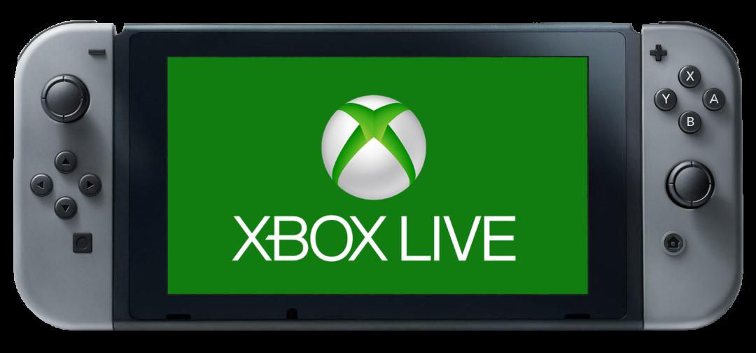Xbox Live llegaría a Nintendo Switch, iOS y Android 1