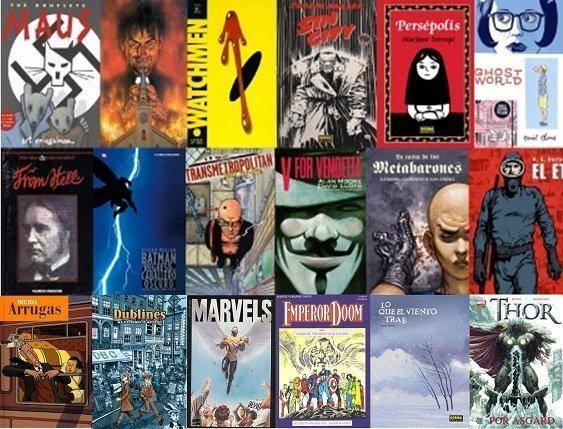 Películas basadas en cómics y novelas gráficas que no conocías