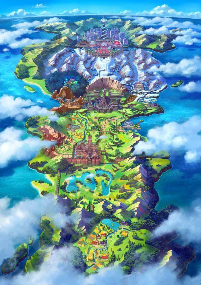 Conoce Pokémon Sword & Shield lo nuevo que llegará a Switch 11