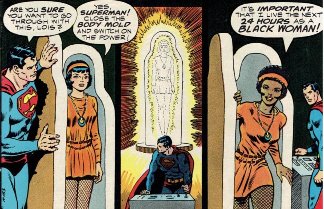 Superman's Girlfriend, Lois Lane #106 (1970)