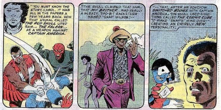 Captain America & The Falcon #186 (1975)