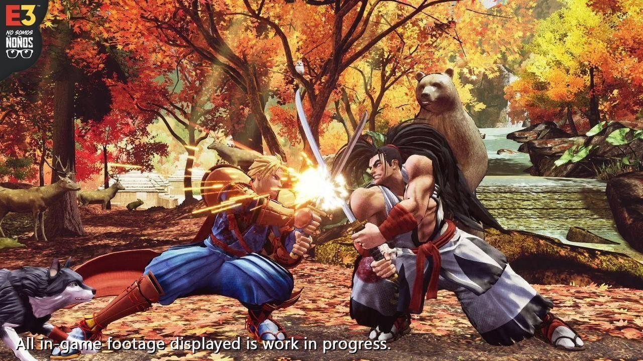 Samurai Shodown llega este verano 2