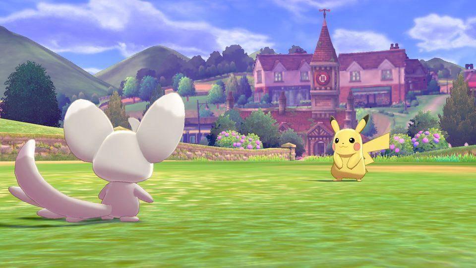 Conoce Pokémon Sword & Shield lo nuevo que llegará a Switch 4