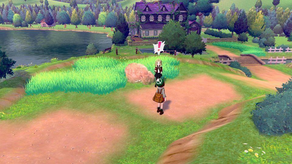 Conoce Pokémon Sword & Shield lo nuevo que llegará a Switch 5