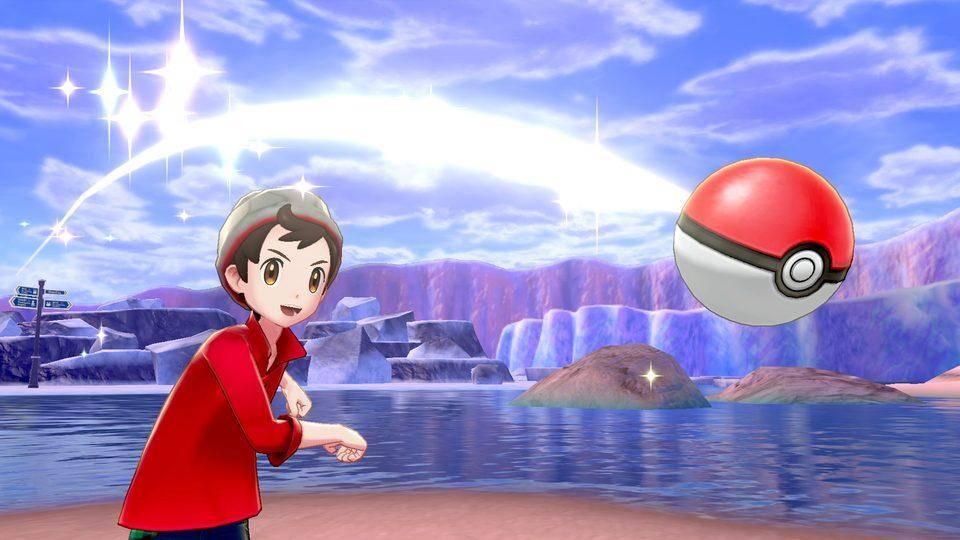 Conoce Pokémon Sword & Shield lo nuevo que llegará a Switch 6