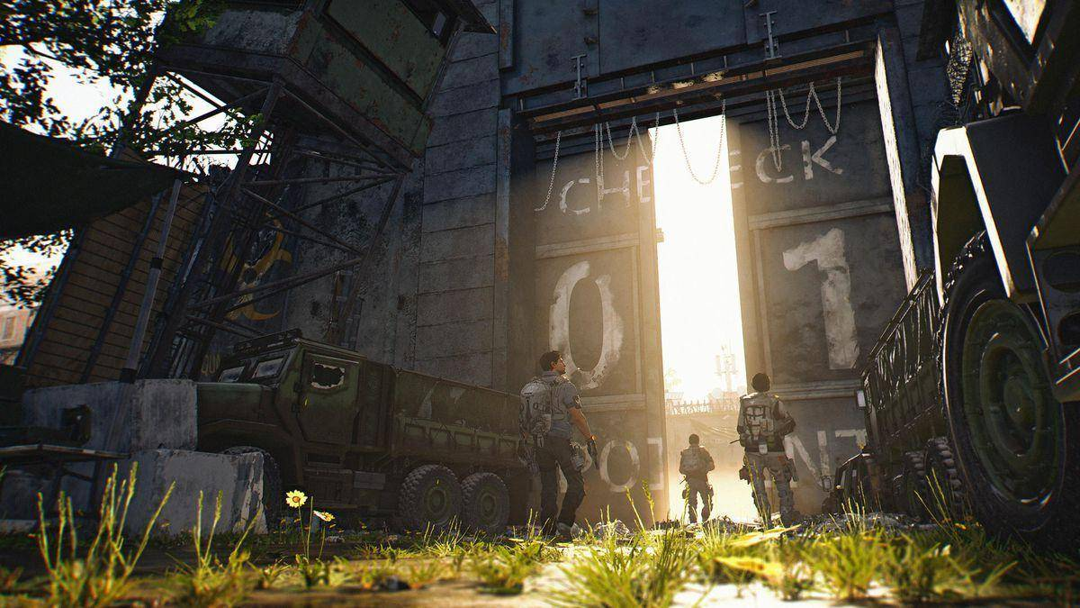 Ubisoft presenta las Zonas Oscuras de The Division 2