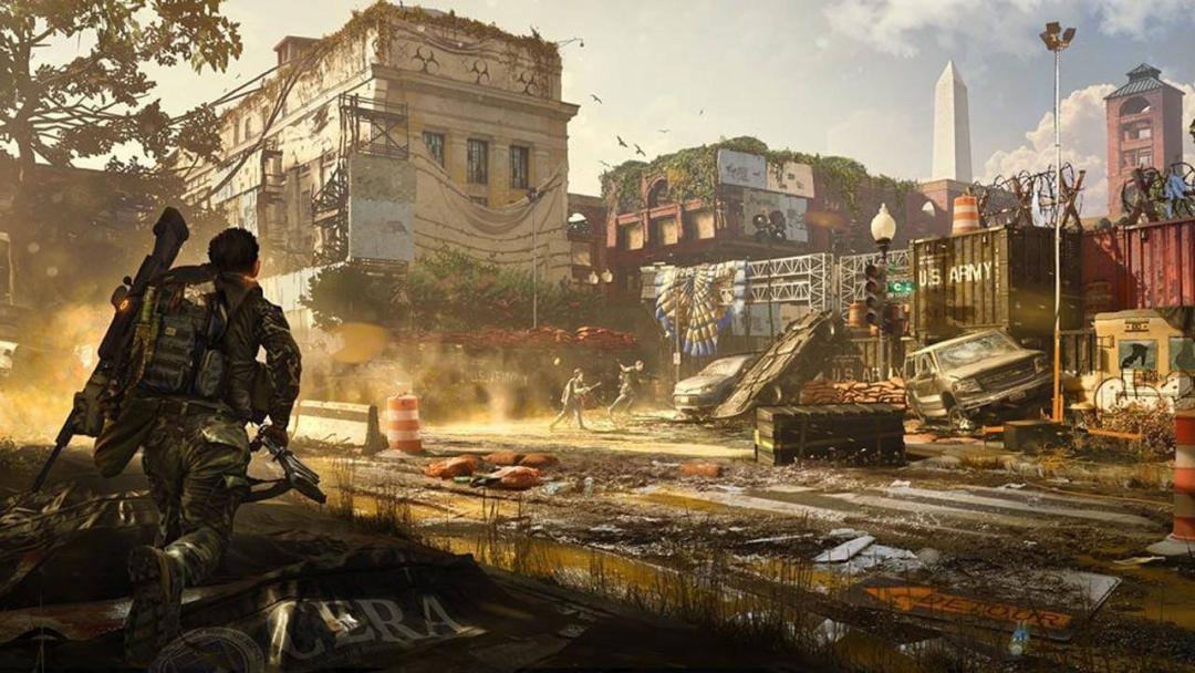 Ubisoft presenta las Zonas Oscuras de The Division 2 2