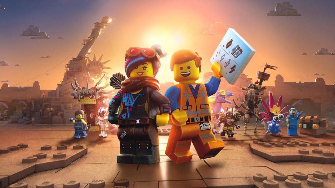 Reseña: The Lego Movie 2: The Second Part 1