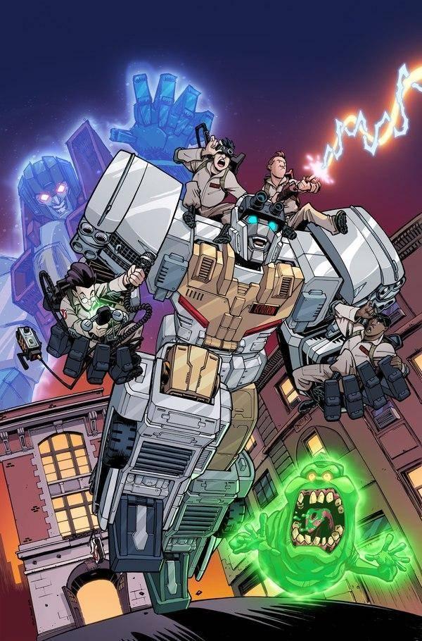¡Hasbro celebra los 35 años de Transformers y Ghostbusters! 5
