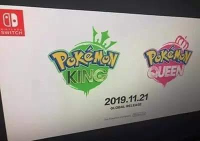 (Rumor) Pokémon King y Pokémon Queen se presentarán próximamente 1