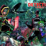 Detective Comics #1000 Portada de Jim Lee