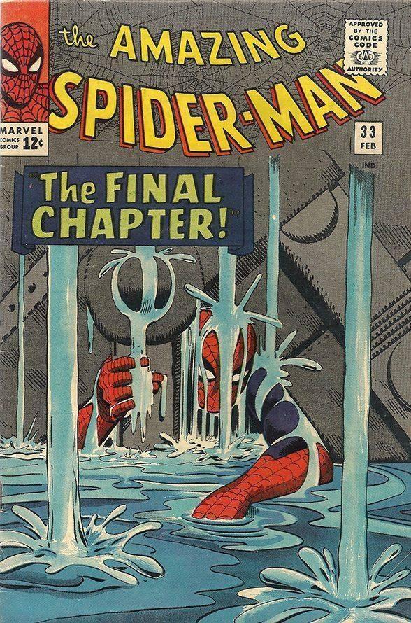 Amazing Spider-Man #33 (1966)