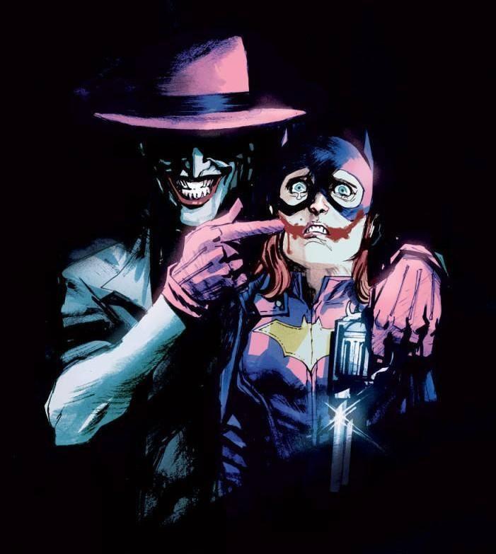 Batgirl #41 Var. Rafael Albuquerque