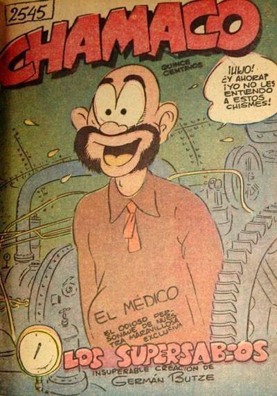 Chamaco (1936-1956)
