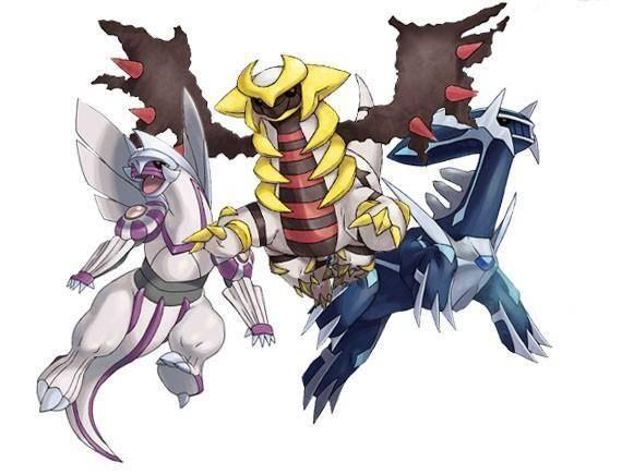 Pidele a tu novia un poco de tiempo... ¡Dialga en Pokémon Go! 2