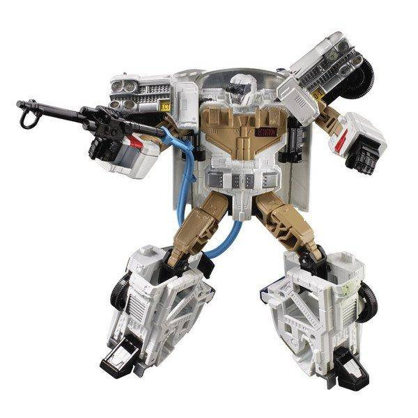 ¡Hasbro celebra los 35 años de Transformers y Ghostbusters! 2