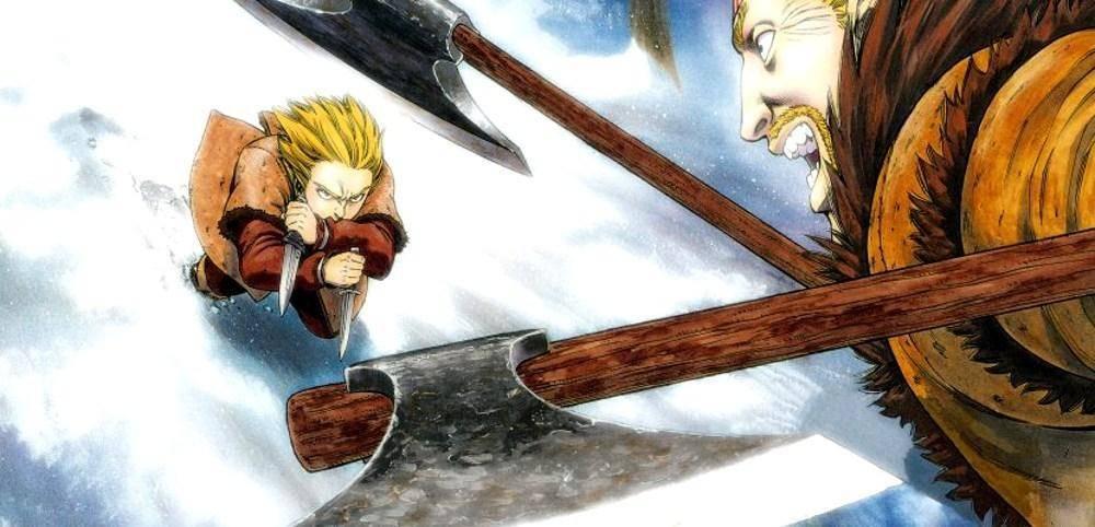 Vinland Saga obtiene anime 8