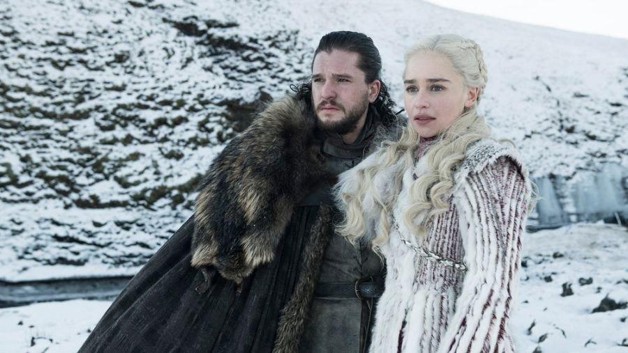 Nuevas imágenes de la temporada final de 'Game of Thrones' 14
