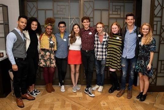 Conoce al cast del nuevo 'High School Musical' 1